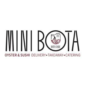 Mini Bota Oyster & Sushi