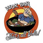Dostava hrane - Wok bar - That's all Woks