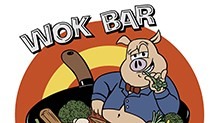 Wok bar - That's all Woks
